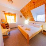 pokoj 4 - velká ložnice